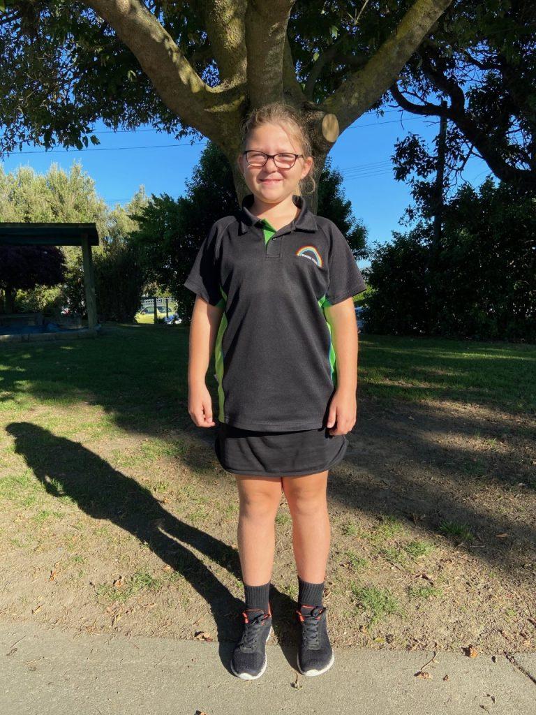 School Uniform, Meeanee School