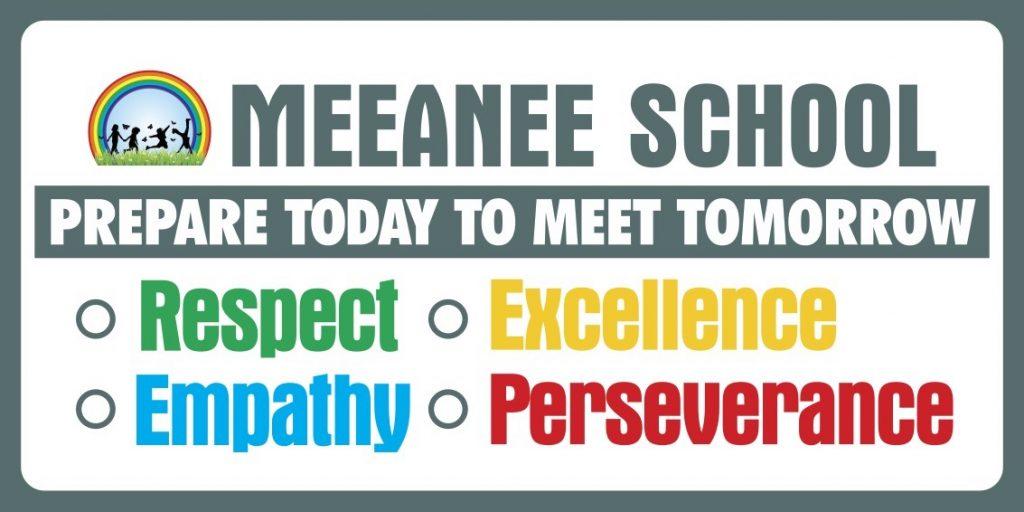 PB4L, Meeanee School